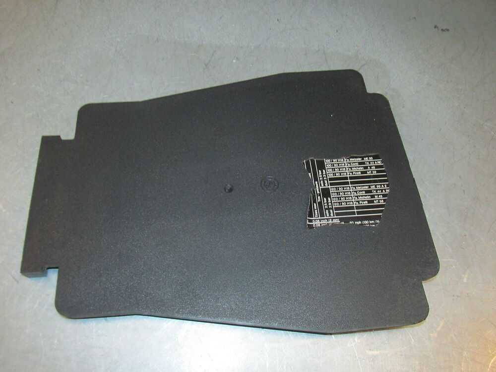 BMW 61131459155 Fuse Box Lid Cover k1 k100 k75 k75s k100lt l100rt