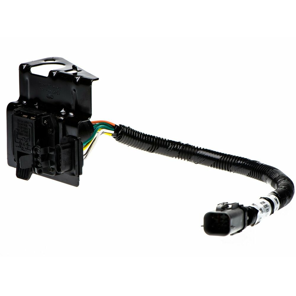 2004 ford f350 trailer wiring connector