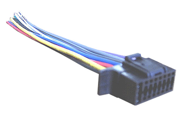 Wiring Harness fit Sony CDX-G3100UP, CDXG3100UP, CDX-G3150UP