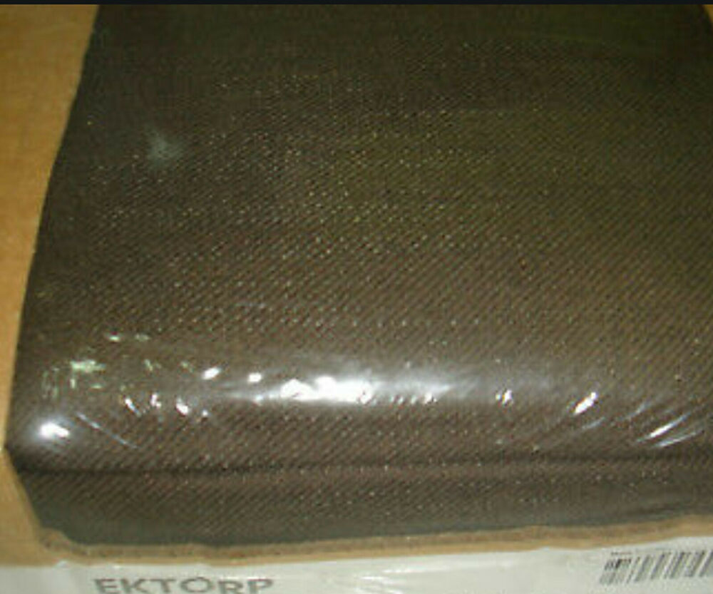 Ektorp Slipcovers Ikea Ektorp Corner Sofa And Footstool Slipcovers 2 2 Ottoman Covers Svanby Brown Ebay