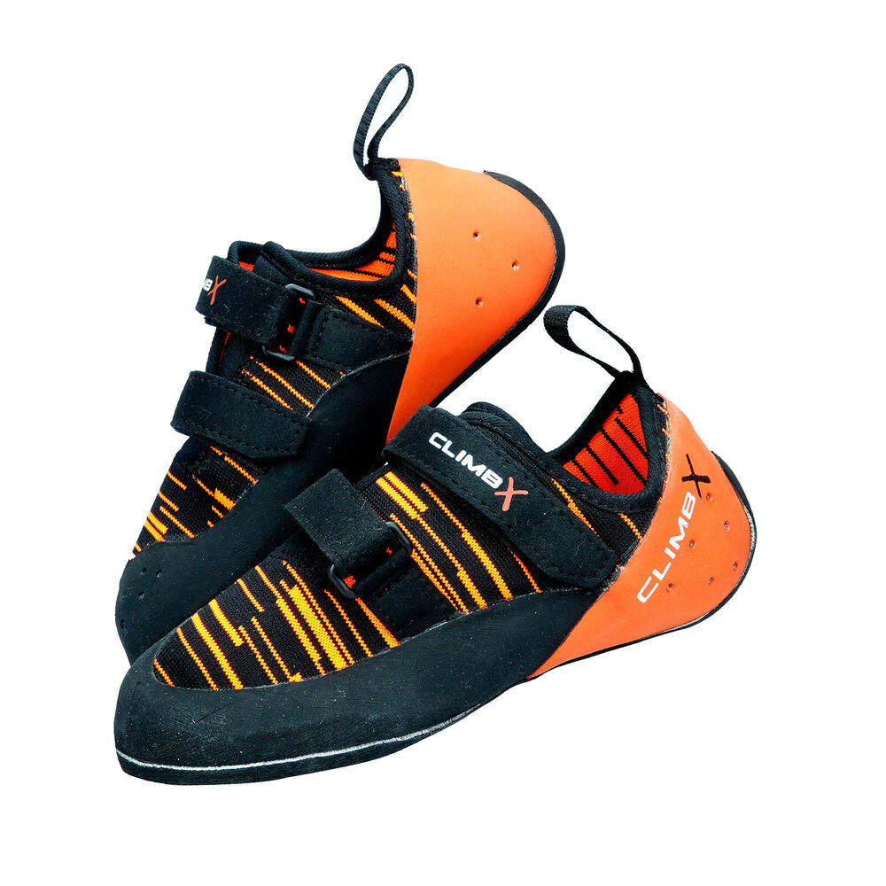 Outdoor Kinder Genuine Climbx Kinder Kids Rock Climbing Shoes Outdoor Sports Soft Ebay