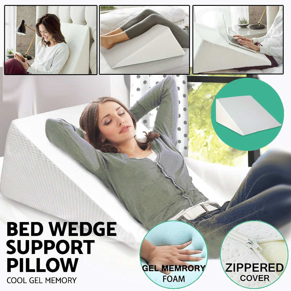 Angled Pillow For Acid Reflux 26