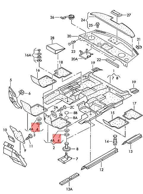 Audi Allroad Fuse Diagram - Best Place to Find Wiring and Datasheet