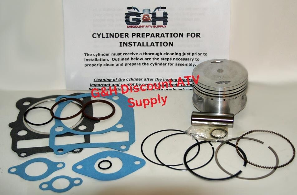suzuki king quad engine rebuild kit