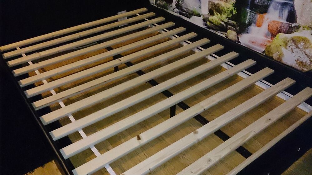 Ikea Luroy Small Double Bed Size Slats - Bed Slats For Replacement