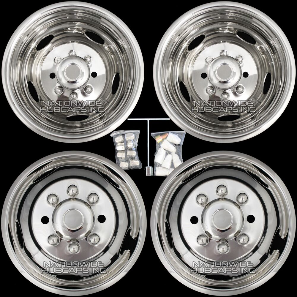 2008 gmc 3500 dually wheel covers