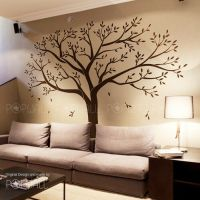 Giant Family Tree Wall Sticker Vinyl Art Home Decals Room ...