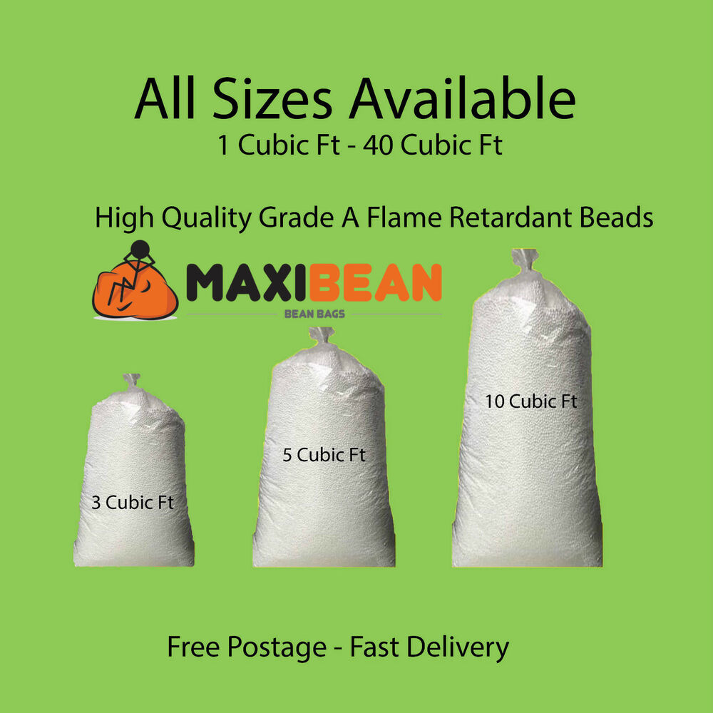 Gaiming Chair Bean Bag Booster Refill Polystyrene Beads Filling Top Up