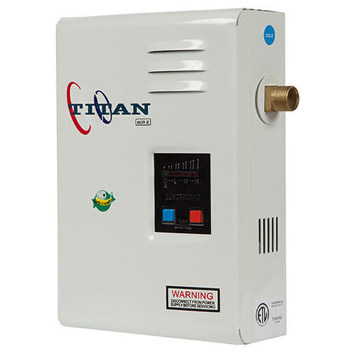 Brand New Titan Tankless Water Heaters 8 Models To