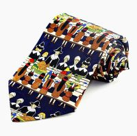 First Thanksgiving Mens Necktie Turkey Dinner Pilgims ...