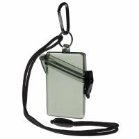Witz Military Green Waterproof ID Badge Holder - See It ...