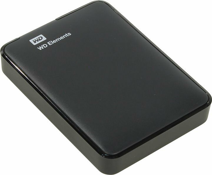 Wd 15tb Portable External Usb 30 Hard Drive Disk Black