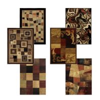 Modern Casual 8x11 Area Rug Large Contemporary Carpet ...