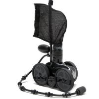 Polaris 280 Black Max Pool Cleaner With Hoses & Back Up ...