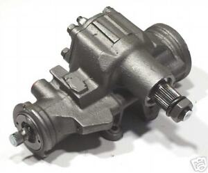 Steering Gear Box Ebay