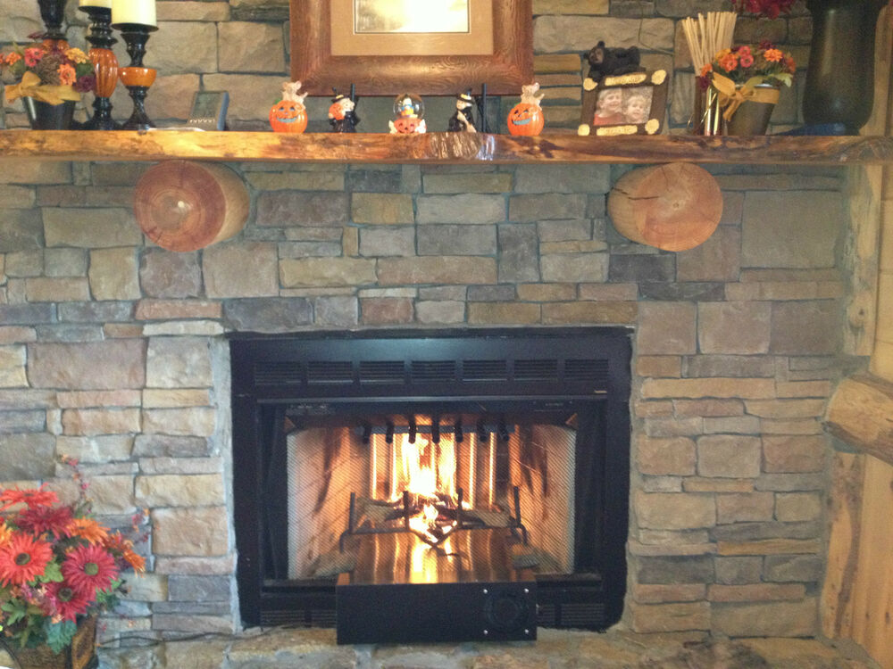 Fireplace Heat Recovery Country Home In Kent The