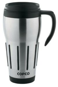 NEW Thermal Travel Mug Coffee Cup 24 Oz Stainless Steel ...