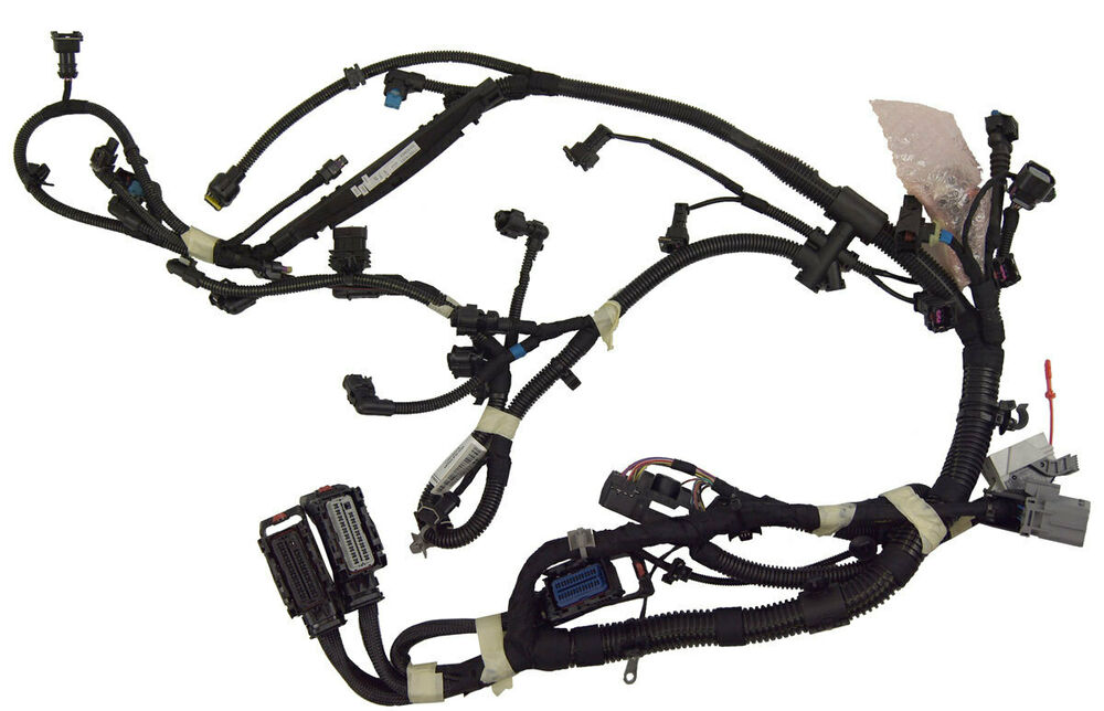 chevy 6 0 wiring harness