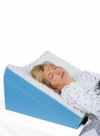 Wedge Pillow TwoPosition Pillow snoring, gerd, acid reflux ...