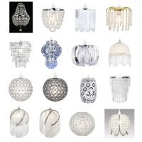 Modern Chandelier Style Ceiling Pendant Light Shade ...
