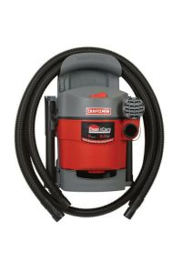 Craftsman Wall Mount Wet Dry Vac Garage Car Shop Vacuum ...