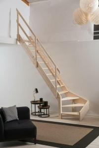 Grand Space Saving/Saver Staircase/Stairs Loft Ladder With ...
