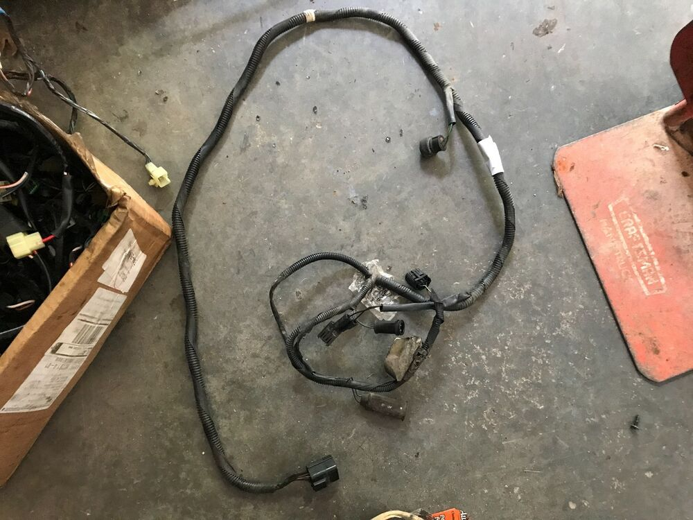 LAND ROVER DISCOVERY 1 39 TRANSMISSION TRANSFER CASE WIRING HARNESS