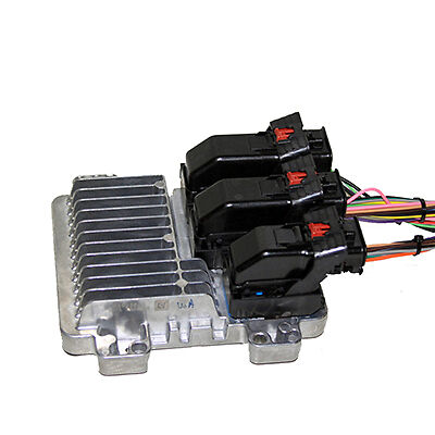 GM LE5 24L Ecotec complete stand alone engine harness and computer