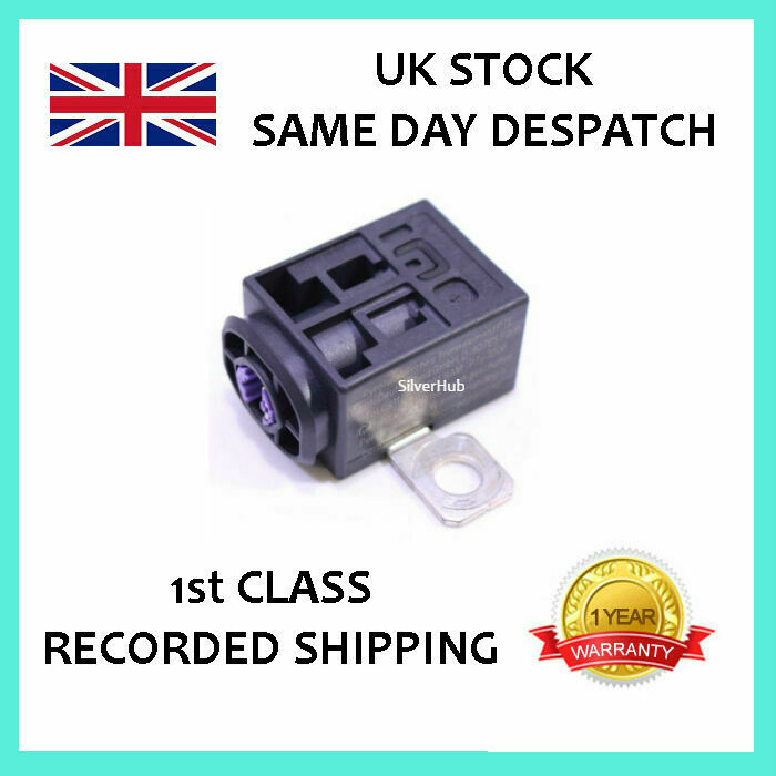 FOR SKODA SUPERB RAPID BATTERY CUT OFF FUSE OVERLOAD PROTECTION TRIP