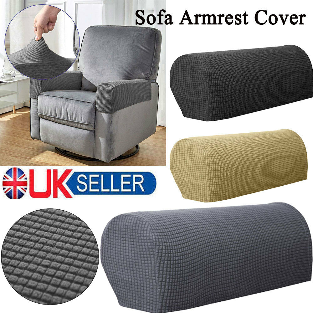Sofa And Armchair Covers 2pcs Removable Arm Chair Protector Sofa Armchair Covers Armrest