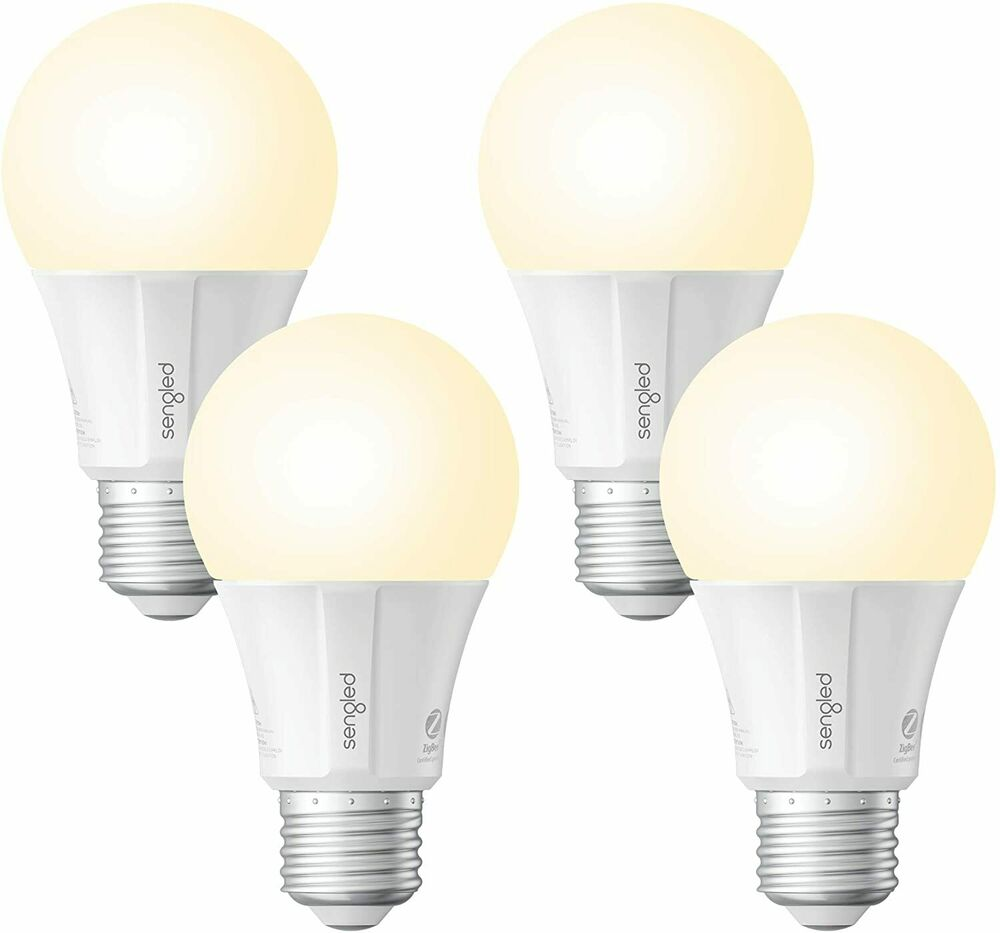 60w Light Bulb Smart Home Sylvania 60w 4 Pack A19 Led Light Bulb Alexa Smart Things Wink Ebay