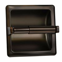 Oil Rubbed Bronze - Recessed Toilet Paper Holder | eBay