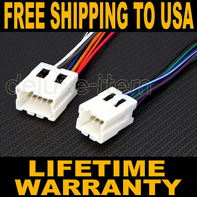Replace Car Stereo Radio Power Wire Wiring Harness Adapter for