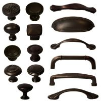 Cabinet Hardware Knobs Bin Cup Handles and Pulls - Oil ...