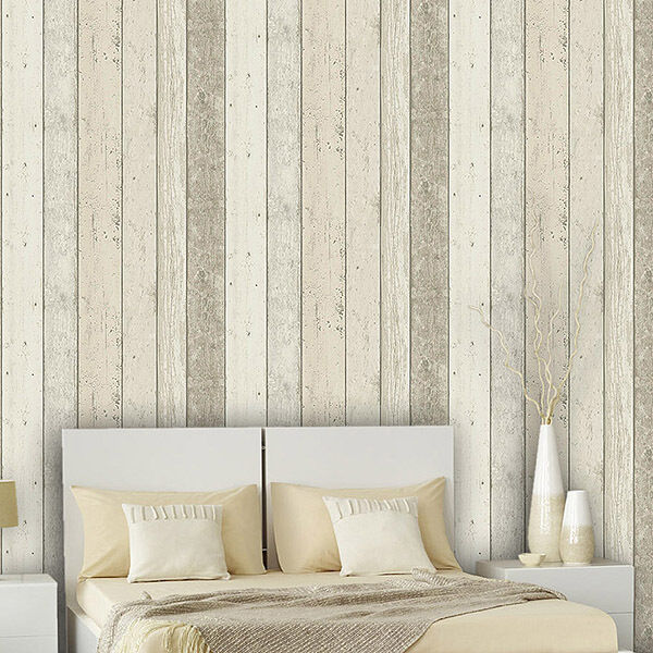 Black Glitter Wallpaper Bedroom Scrapwood Wallpaper Reclaimed Wood Wallpaper Beige