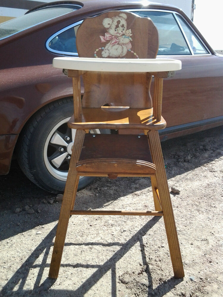 Baby Car Seats When To Change Antique Vintage Retro High Chair Baby Child Seat Chair