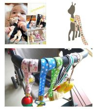 Toy Saver Sippy Cup Baby Bottle Strap Holder For Stroller ...