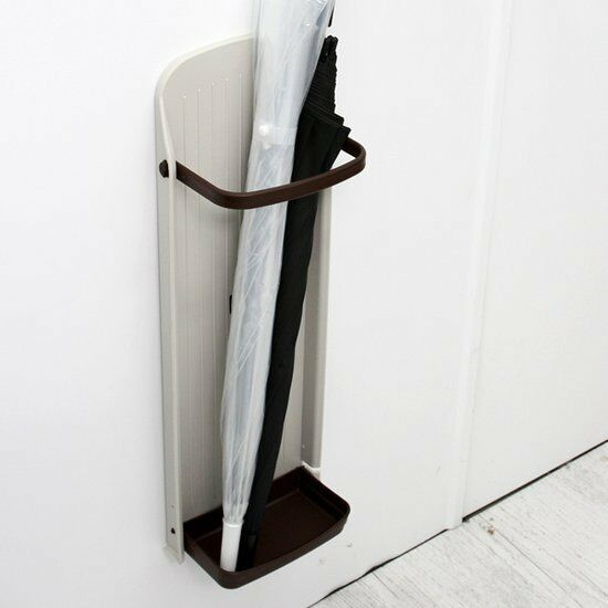 Magnetic Attachment Wall Umbrella Stand Holder Folding