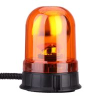 LED Car Vehicle Dual Flash Warning Light Beacon Strobe ...