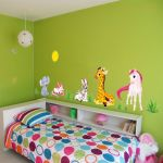 Elephant Wall Sticker Removable