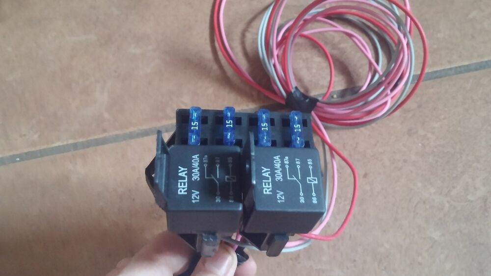 Rewire Service For Wiring Harness Standalone with Tune LS1-LS2-LS3