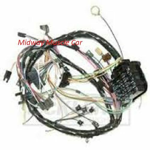 64 chevelle wiring harness