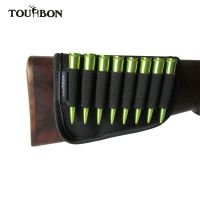 Tourbon Cartridge Holder Ammo Storage Rifle ButtStock 8 ...