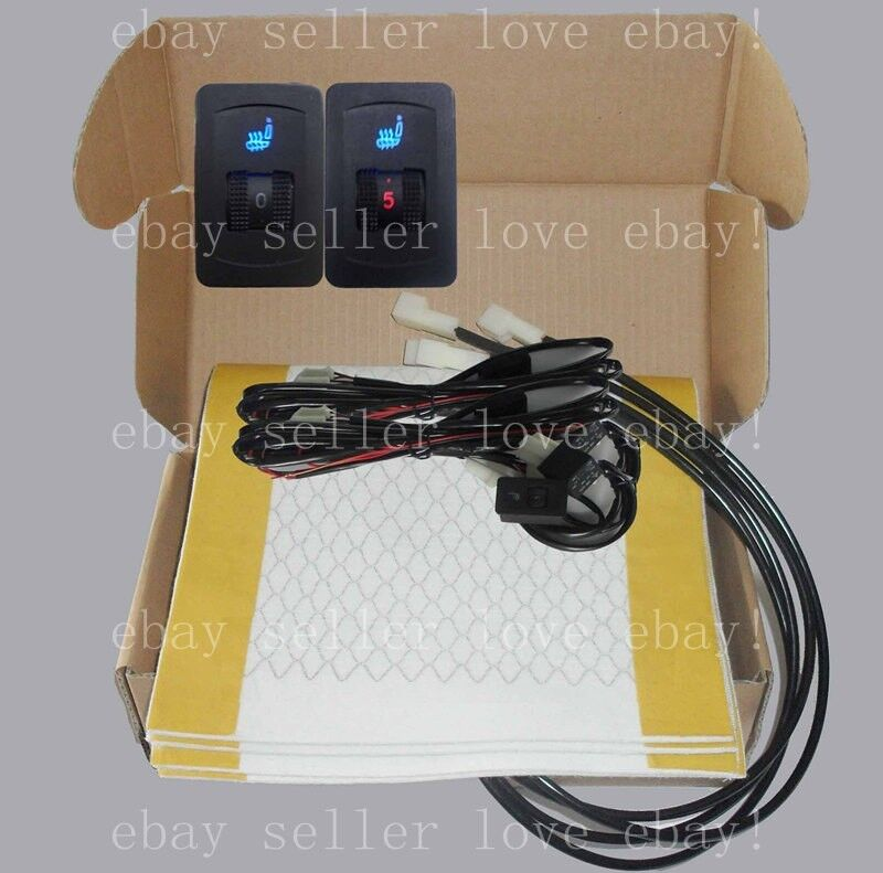 Auto Seat Heater Universal 5 Gear Switchheated Seat Fit