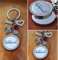 Personalised Wedding THANK YOU Bridesmaid, Mother of Bride ...