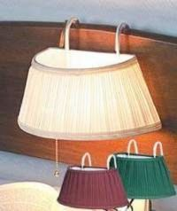 Over the Bed Light With Shade, 3 COLORS Headboard Lamp for ...