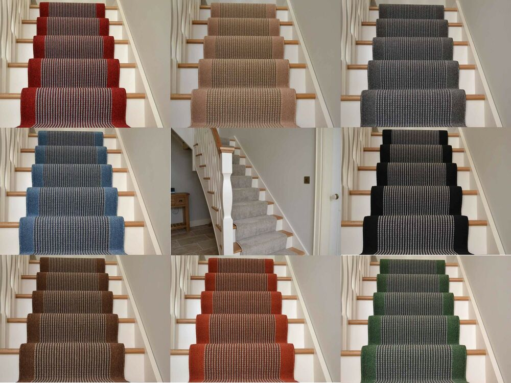Very Long Narrow Stairway Runner Rug Stripe Stair Carpets
