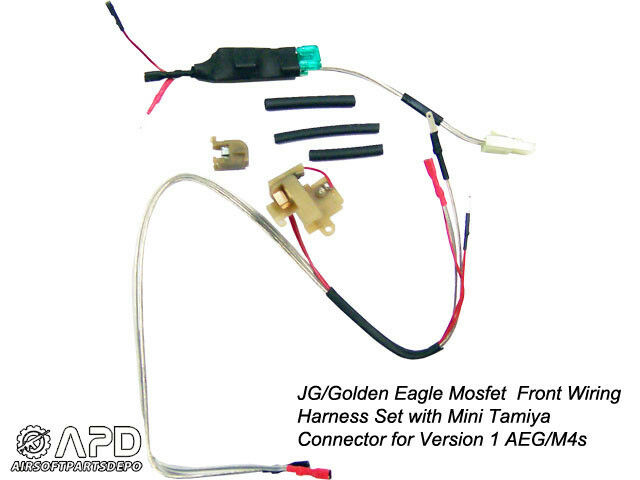 Aeg Wiring Harness Wiring Library