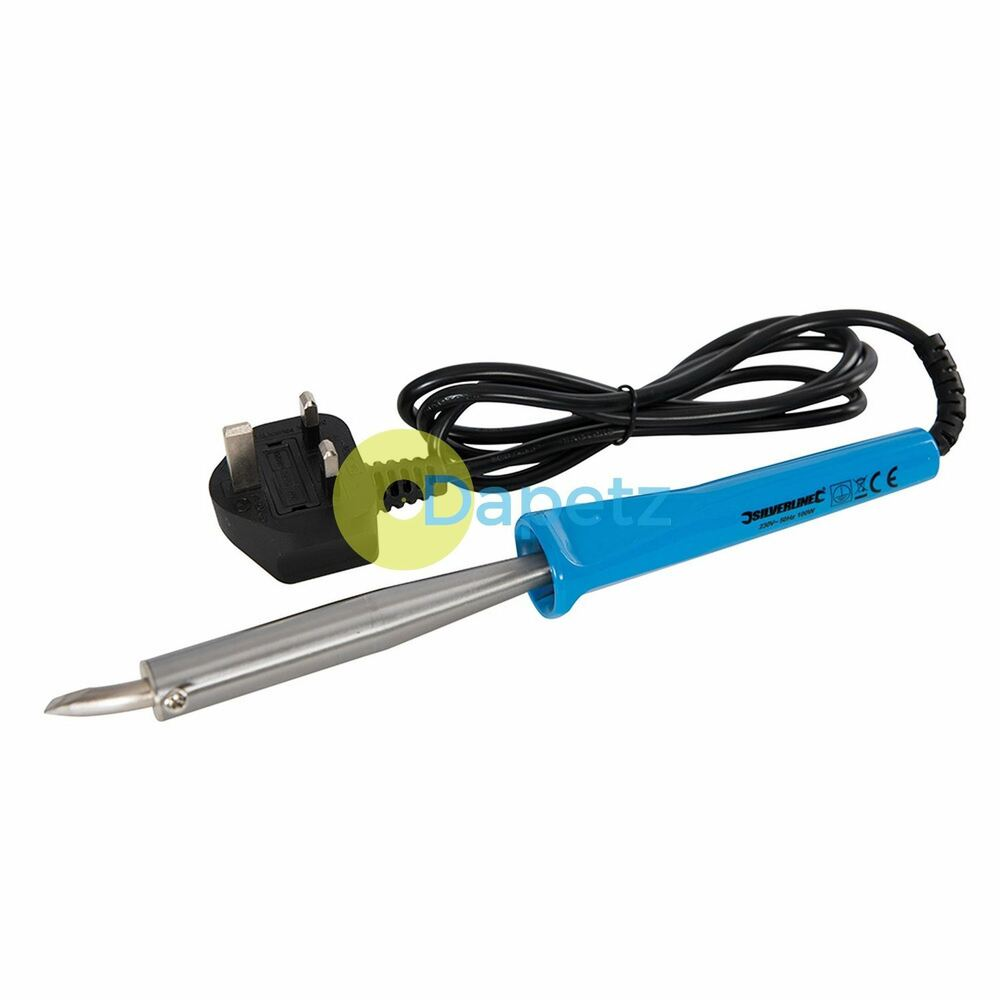 Lampe Fer 100w High Power Soldering Iron Stained Glass Making Tiffany Lamp Art Repair Ebay