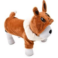Halloween Pet Dog Costumes Elf Eevee Pokemon Clothes
